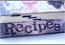 Plantillas para Recetas de Cocina