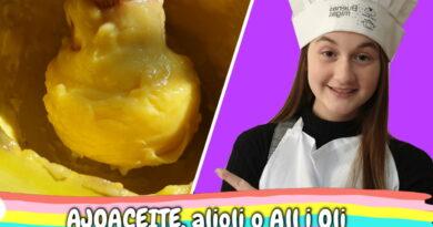 Cómo hacer all-i-oli. ajoaceite o alioli