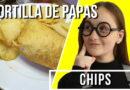 Cómo hacer tortilla de patatas con papas fritas de bolsa chips