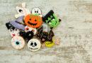 Receta de las galletas de la muerte para Halloween